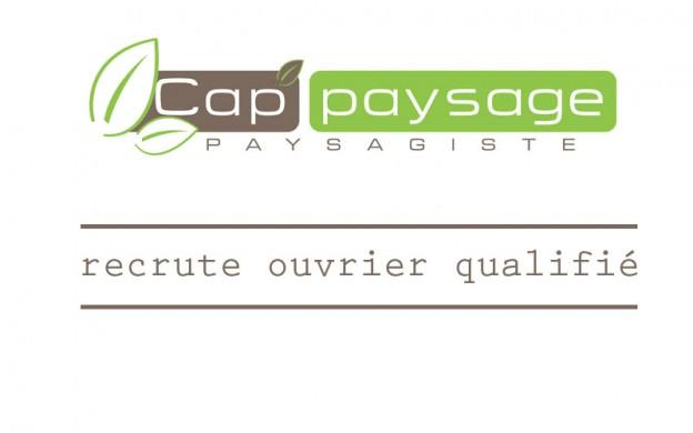 CAP PAYSAGE recrute